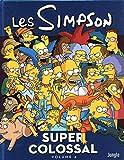 Les Simpson Super colossal - Tome 4 (4)