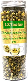 LXTaoler Krysantemumte, naturlig torkad krysantemumknopp, kinesiskt örtte, blomma te, 90 g