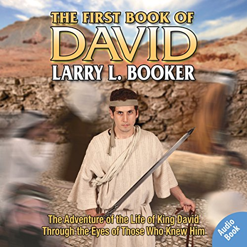 The First Book of David audiobook cover art