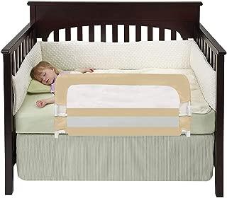 Barra de cama para beb/é port/átil para cama individual 150 x 64 cm rosa rosa Talla:150 cm plegable protector de seguridad para beb/és y ni/ños 180 x 64 cm