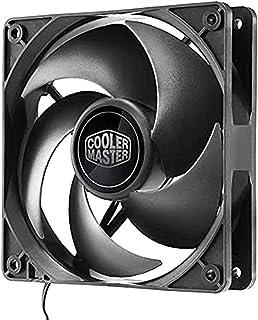 Cooler Master Silencio FP 120 3-Pin Case Fan '1200 +/- 200 RPM, 120mm, Loop Dymanic Bearing' R4-SFNL-12FK-R1