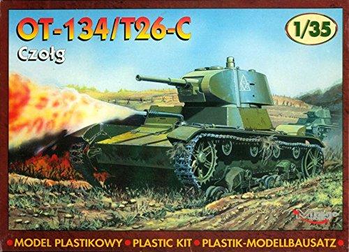 Mirage Hobby 35309 – Panzer léger OT-134 / T-26-C Édition limitée