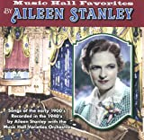 "album cover: ""Music Hall Favorites By Aileen Stanley"""