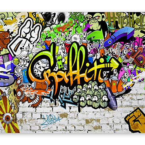 murando Papier peint intiss/é 400x280 cm D/écoration Murale XXL Poster Tableaux Muraux Tapisserie Photo Trompe loeil London 10110904-4