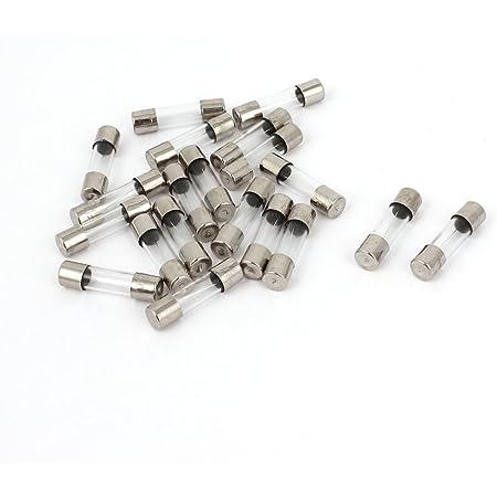 Feinsicherung Glassicherung Sicherung 5x20mm Flink 250v 1 5a 2 Stück 0034 Küche Haushalt