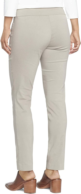 Van Heusen Women's Super Stretch Slim Fit Full Length Pull-on Pant
