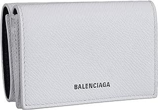 (バレンシアガ)BALENCIAGA サイフ 3つ折り財布 ホワイト 558208-0OTG3-9000 [並行輸入品]