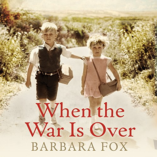 When the War Is Over audiobook cover art