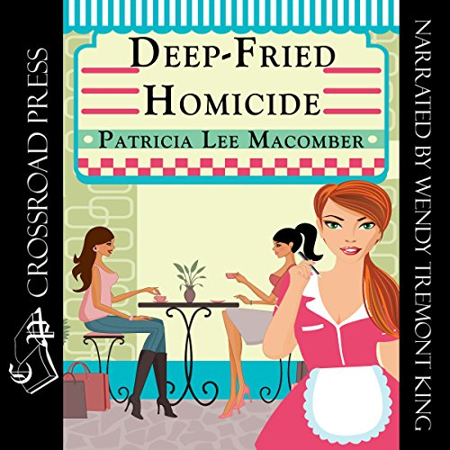 Deep-Fried Homicide audiobook cover art