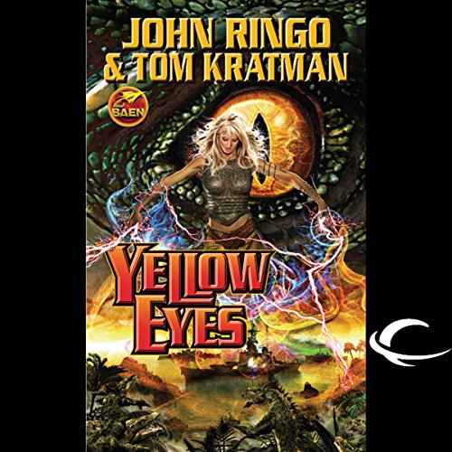 Yellow Eyes cover art