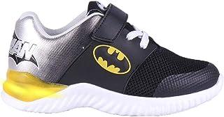 CERDÁ LIFE'S LITTLE MOMENTS Zapatillas Luces Para Niños de Batman Con Licencia Oficial de DC Comics, Chaussure de Piste d'...