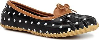 London Fog Womens Webster Rain Shoe