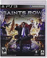 Saints Row IV Commander In Chief Edition (輸入版:北米) - PS3