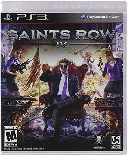 Saints Row IV Nla