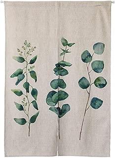 KARUILU home Japanese Noren Doorway Curtain/Tapestry 33.5