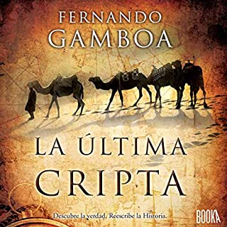 La Última Cripta [The Last Crypt] cover art