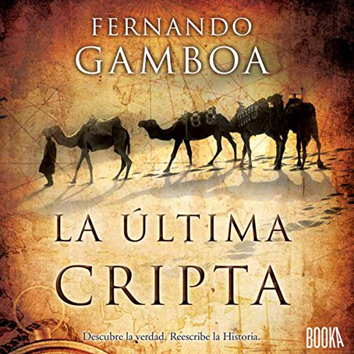La Última Cripta [The Last Crypt] audiobook cover art