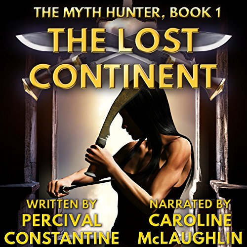 The Lost Continent audiobook cover art