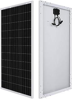 新モデル RENOGY 100W 単結晶 ソーラーパネル100W 太陽光発電【日本倉庫出荷 ソーラーパネル5年品質保証 メーカー販売】