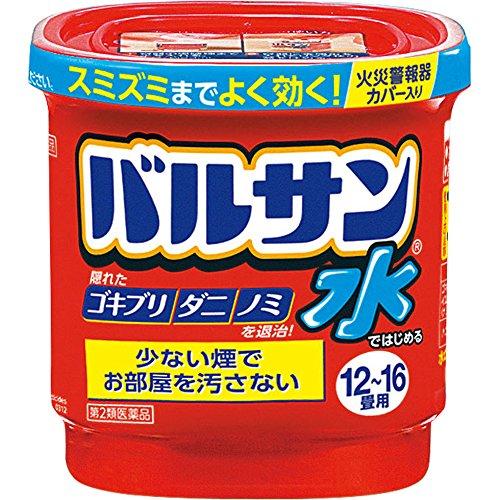 【第2類医薬品】水ではじめるバルサン12~16畳用 25g