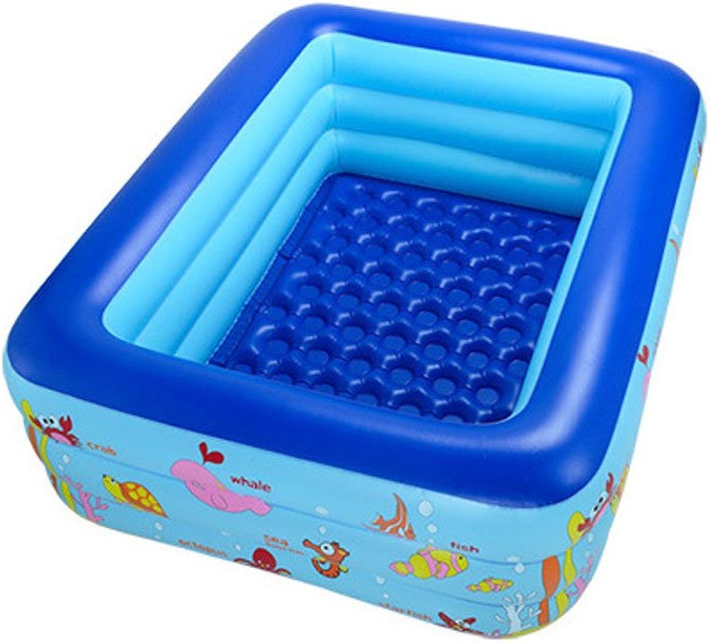 Bathtub Inflatable Bathtub Thicker Bathtub Bathtub Plastic Bucket Bucket 160  120  60cm Inflatable bathtub