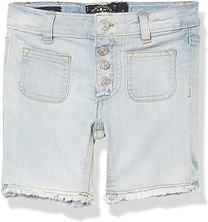 Lucky Brand Girls' Denim Bermuda Shorts