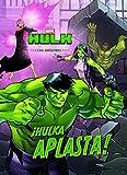 Hulk. Los orígenes. ¡Hulka aplasta!: Cuento (Marvel. Los Vengadores)
