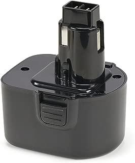 POWERGIANT 12V 2.0Ah NI-MH Batería para Black & Decker A9252 A9275 A9266 A9271 FS12 PS130 CD12CE KC12CE HP331
