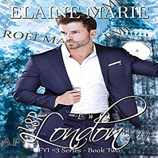 L8R London audiobook cover art