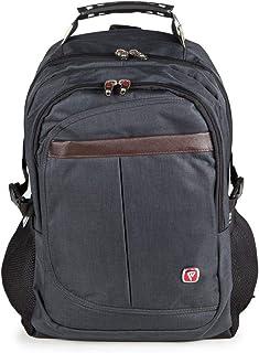 Mochila Para Notebook Reforçada Com Cabo De Aço - Swiss Portinari I 8922a2a411f
