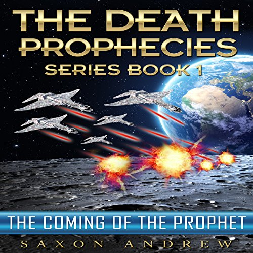 The Coming of the Prophet audiobook cover art