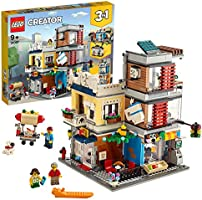 Lego 31097 31097 Sklep Zoologiczny I Kawiarenka ,Wielokolorowa