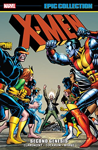 X-Men Epic Collection: Second Genesis (Uncanny X-Men (1963-2011) Book 5) (English Edition)