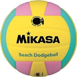 ミカサ(MIKASA) ビーチドッヂボール1号 MGBD150-YP YP イエロー/ピンク 1号球
