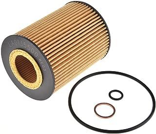 ACUMSTE Engine Oil Filter HU7155X OX367D For BMW E60 545I E63 645Ci E65 745I 745Li E53 X5 4.4L 4.8L