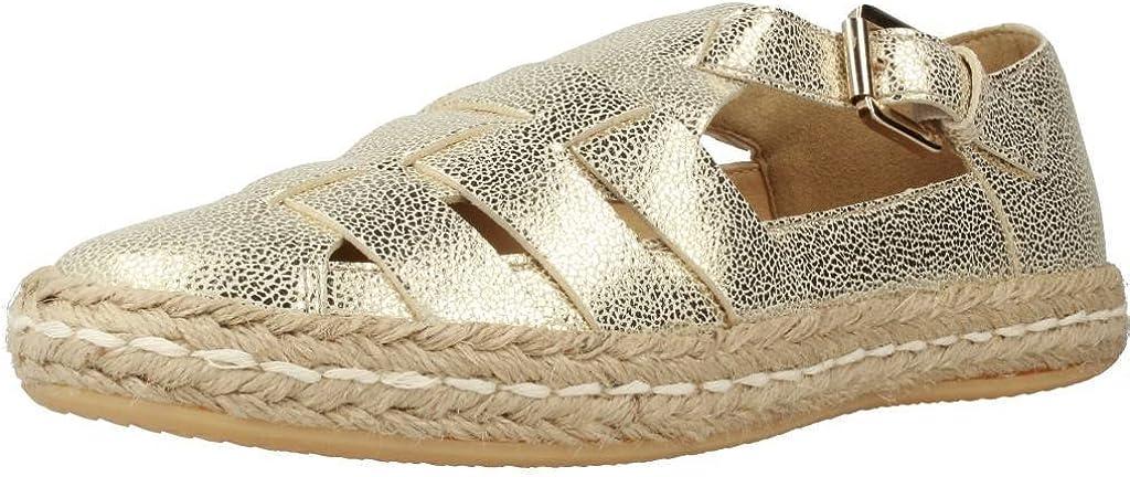 Geox Sandali per Le Donne Modello Sandali per Le Donne D Modesty Oro Colore Oro Marca