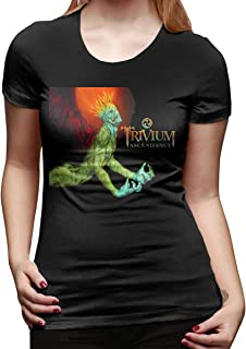 Women's Trivium Ascendancy Short Sleeve T-Shirt Black