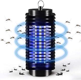 Mosquito Killer Lamp 2019 Mejorado Mosquito Killer Bug Zapper con Gancho, Insecto Volador Mosquito Catcher para Interiores y Exteriores (Color : A)