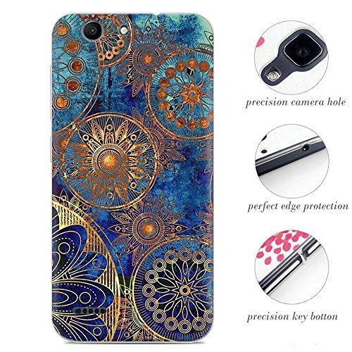 Venga amigos Hülle für Vodafone Smart E8 Handyhülle Silikon für Vodafone Smart E8 Schutzhülle TPU Case Backcover Bumper Slim case
