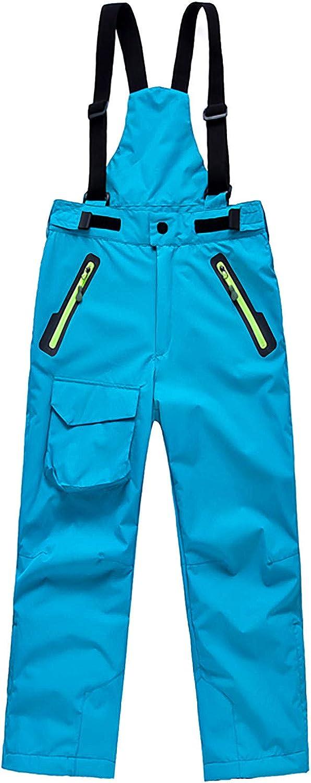 Children's Max 51% OFF Winter Snow Ski Bibs Outdoor wholesale Waterproof Wind Overalls