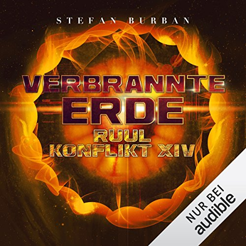 Verbrannte Erde audiobook cover art