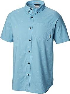 [コロンビア] メンズ シャツ Rapid Rivers Printed Short-Sleeve Shirt [並行輸入品]