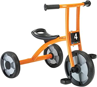 Childcraft Tricycle, 12 inches Seat Height, Orange