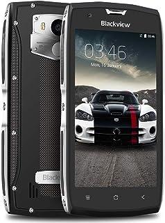Blackview BV7000携帯電話ip68デュアルSIM 4Gスマートフォン、5.0インチFHDディスプレイ、2GB RAM + 16GB Rom、8MP / 5MPカメラ、3500mAhバッテリー、NFC/指紋ID