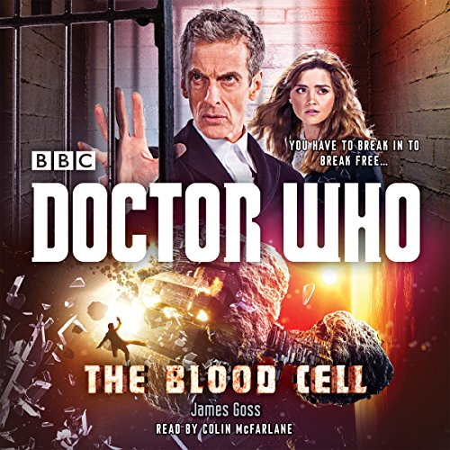 Doctor Who: The Blood Cell audiobook cover art