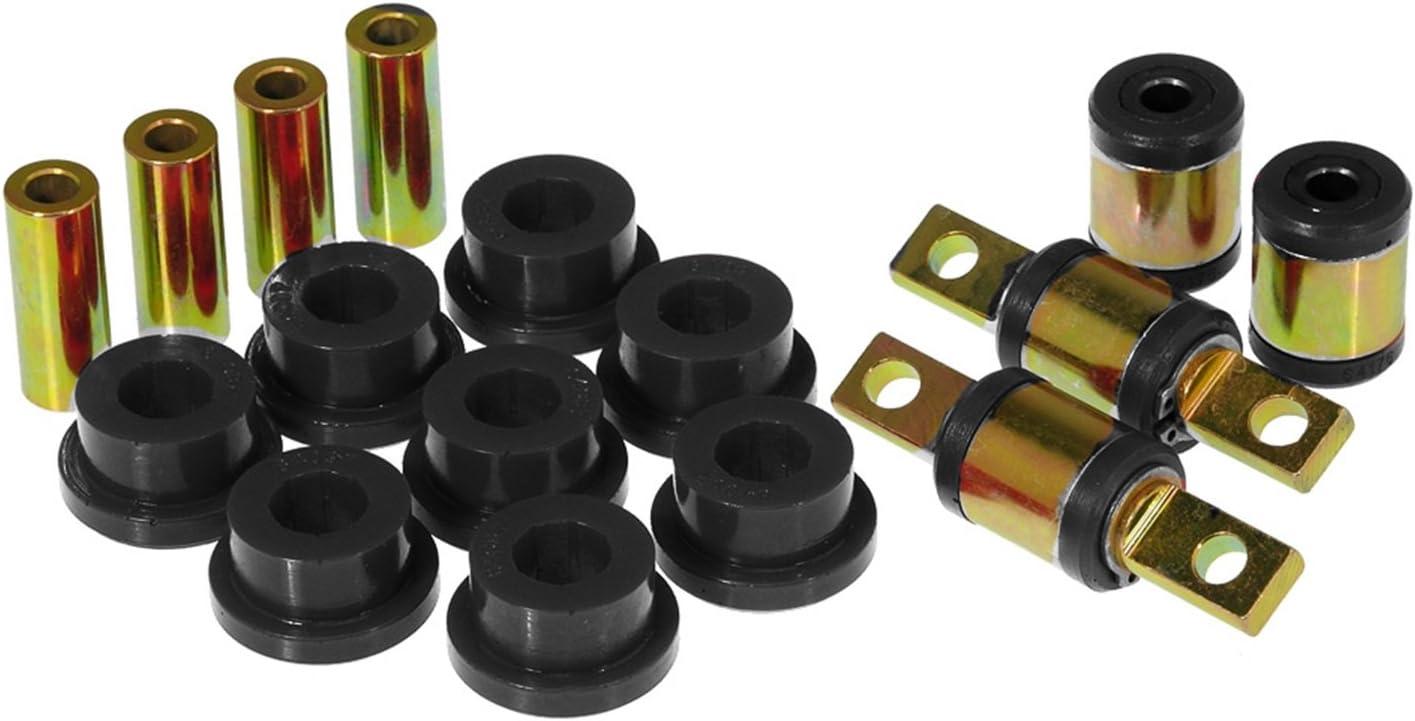 Prothane 8-310-BL Black Rear High quality Upper Control Lower Arm and Bushing Max 89% OFF