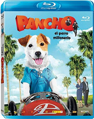Pancho, El Perro Millonario [Blu-ray]