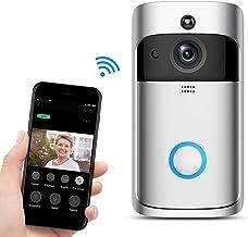 Btuty Campainha Inteligente Sem fio, Câmera 720P, WiFi