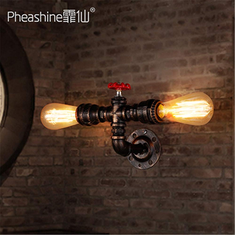 JJZHG Wandleuchte Wandlampe Wasserdicht Wandbeleuchtung Zhu Xian Retro Restaurant Bar Bar Hotel Wasserpfeife Wandleuchte beinhaltet  Wandlampe,stoere wandlampen,wandlampen Design