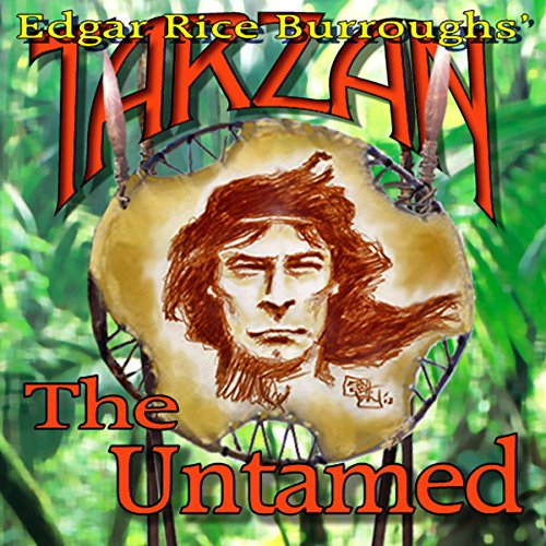 Tarzan the Untamed cover art